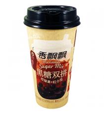 Boisson bubble tea - Thé au lait et sucre brun  XIANG PIAOPIAO 90G