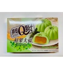 Gâteau mochi saveur melon ROYAL FAMILY 210g
