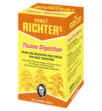 Tisane Richters Digestion - 20 sachets x 2g - RICHTER's 40g