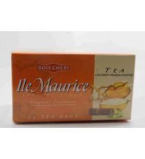Thé Coco-Vanille île Maurice - 25 sachets x 2g - Bois Chéri 50g