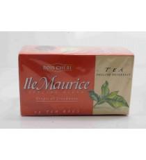 Thé Noir Naturel île Maurice - 25 sachets x 2g - Bois Chéri 50g