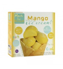 Mochi glacé saveur mangue 156g