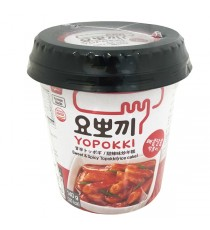Topokki  Sweet and Spicy 140g