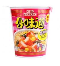 Nouille instantané CUP NOODLE arôme Crabe - NISSIN 73g