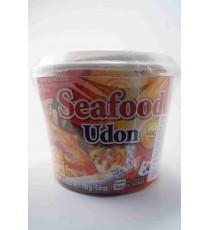 Nouille Udon saveur Fruits de mer - WANG 196g