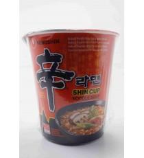 Nouille instantanée SHIN CUP saveur épicée - NONGSHIM 68g