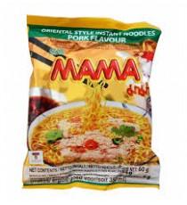 Nouille instantanée saveur Porc - MAMA 60g