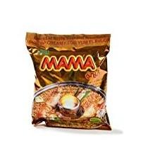 Nouille instantanée saveur TOMYUM crémeux aux crevettes - MAMA 55g