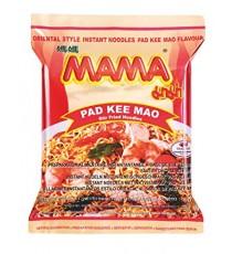 Nouille instantanée saveur Pad Kee Mao - MAMA 60g