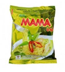 Nouille instantanée saveur Curry Vert - MAMA 55g
