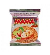 Nouille instantanée saveur Crevettes Tom Yum - MAMA 60g