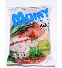 Vermicelle de riz instantanée PHO saveur Boeuf - MAMY 55g