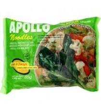 Nouille instantanée saveur Légumes - APOLLO 85g