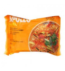 Nouille instantanée saveur Curry - APOLLO 85g