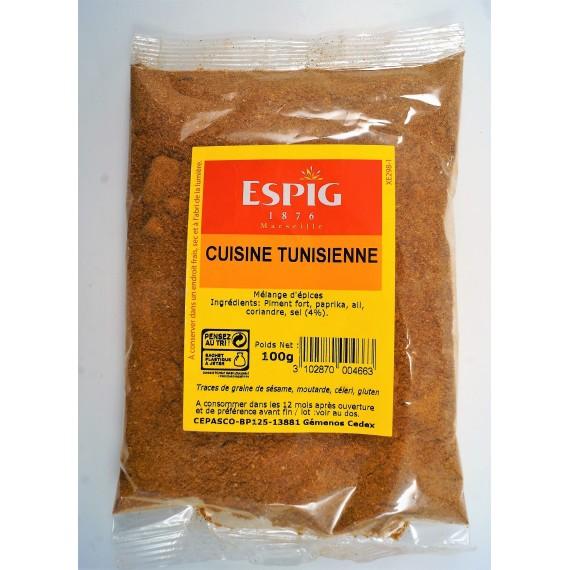 Cuisine Tunisienne - ESPIG 100g