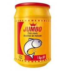 Bouillon de poisson déshydraté - JUMBO 1kg