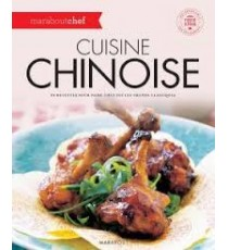 Livre Cuisine Chinoise - Marabout