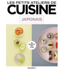 Livre de Cuisine Japonais - Marabout