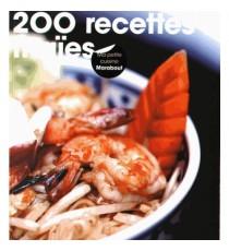 200 recettes Thaïes - Marabout