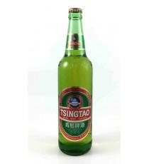 Bière Tsingtao 4,7% VOL. 64cl