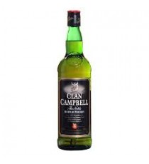 CLAN CAMPBELL - Whisky 40° - 70 cl
