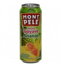 Boisson Nectar Goyave Ananas MONT-PELE 50cl
