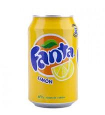 Boisson Fanta Citron 33cl