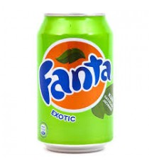 Boisson Fanta Exotic 33cl