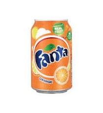 Boisson Fanta Orange 33cl