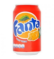 Boisson Fanta Fruit Twist 33cl