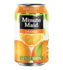 Boisson Minute Maid Orange 33cl