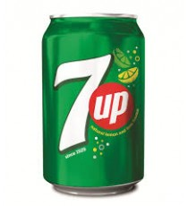 Boisson 7up Citron 33cl