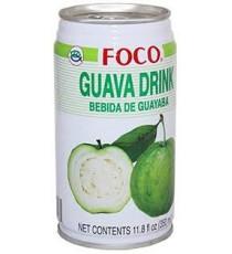 Boisson Goyave FOCO 35cl