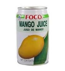 Boisson à la Mangue FOCO 35cl