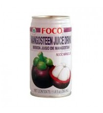 Boisson au Mangoustan FOCO 35cl
