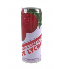 Boisson Jus de Lychee COCK BRAND 25cl