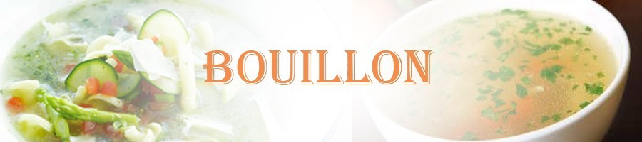Bouillons