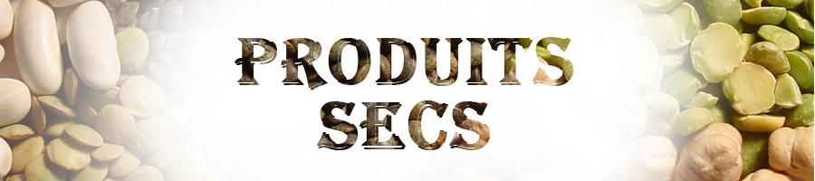 Produits secs