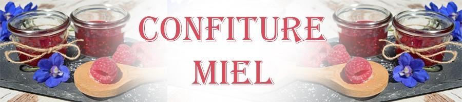 Confitures / Miels