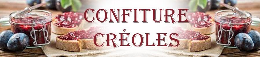 Confitures créoles