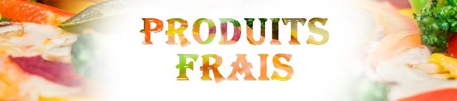 Autres produits frais