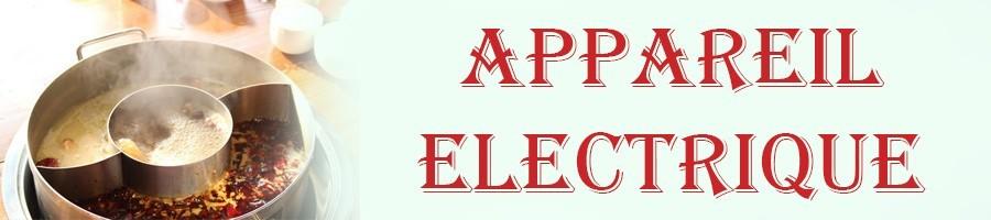 Appareils électriques